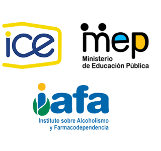 Apps del ICE, IAFA y MEP